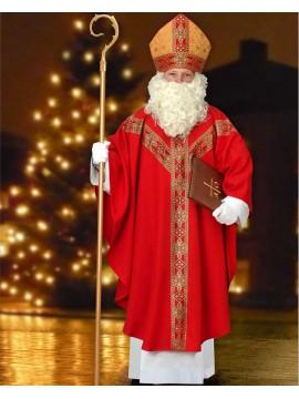 Bischofsmantel Gabelkreuz