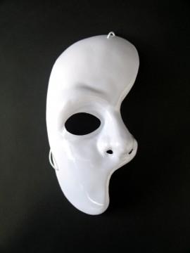 Halblarve Phantom geteilt