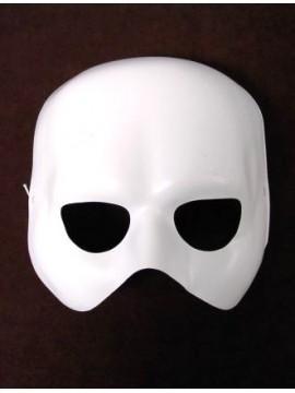 Demi-masque fantôme de l'Opéra