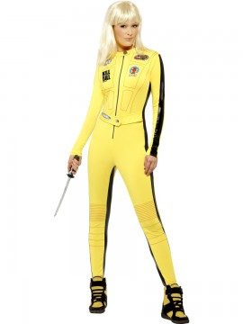 Kill Bill Kostüm Gr. S