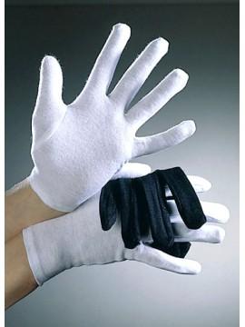 Handschuhe weiss Grösse L