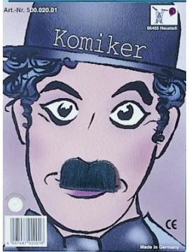 Moustache personnage comique