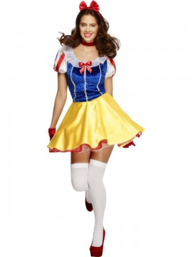 Costume Blanche-Neige taille M
