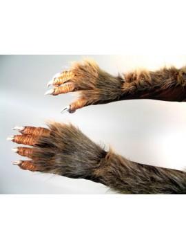 Krallenhände