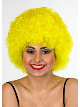 Perruque Hair, cheveux jaunes