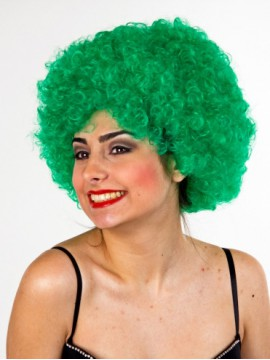 Perruque Hair, cheveux verts