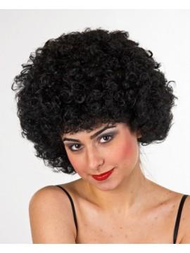 Perücke Hair schwarz