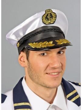 Kapitänsmütze grössenverstellbar