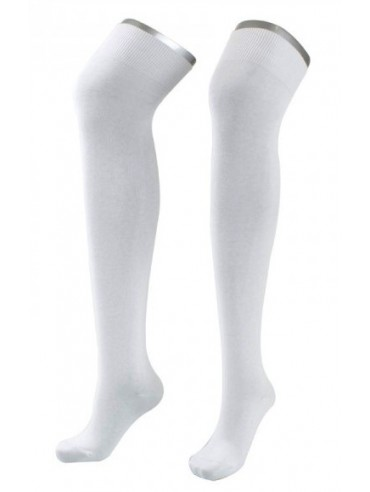 Chaussettes blanches fins 39-41