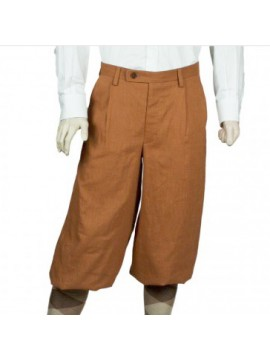 Knickerbocker caramello taille 48