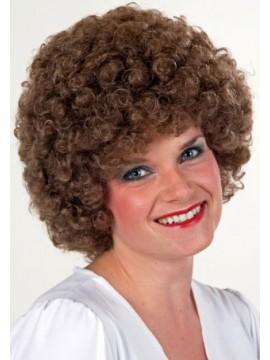 Perücke Hair braun