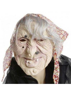 Maske Hexe Baja
