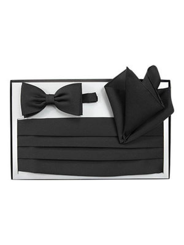 kummerbund set mit fliege und einstecktuch kost m kaiser. Black Bedroom Furniture Sets. Home Design Ideas