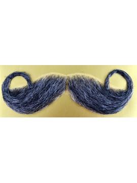 Moustache Wilhelm, coloris gris