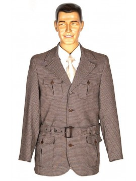 Veston Norfolk Ciro taille 48