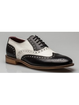 Chaussures gatsby 42 noires