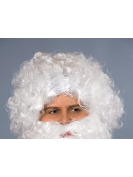Nikolausperücke weiss