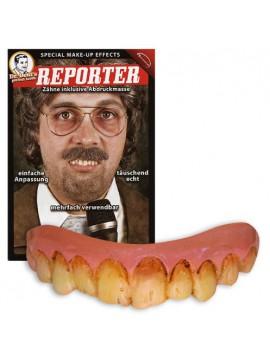 Dentier reporter