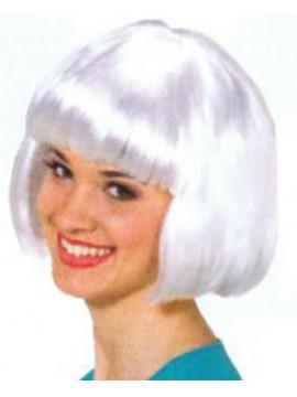 Perruque Trixy, cheveux blancs